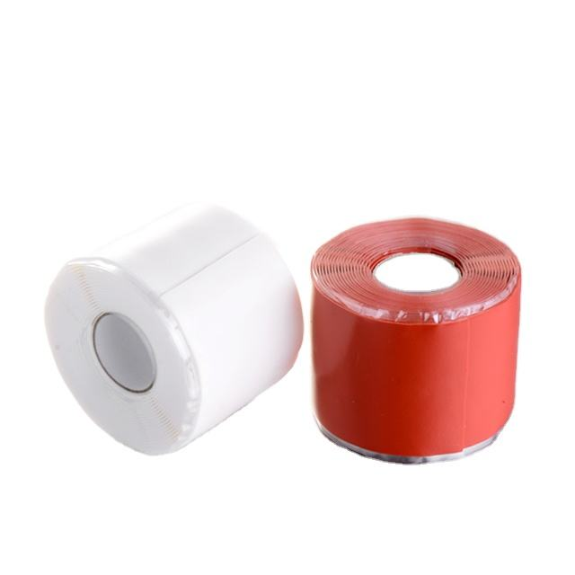 Shanghai Old Supplier Pasokan <span class=keywords><strong>Tahan</strong></span> <span class=keywords><strong>Lama</strong></span> Silikon Self Fusing Tape