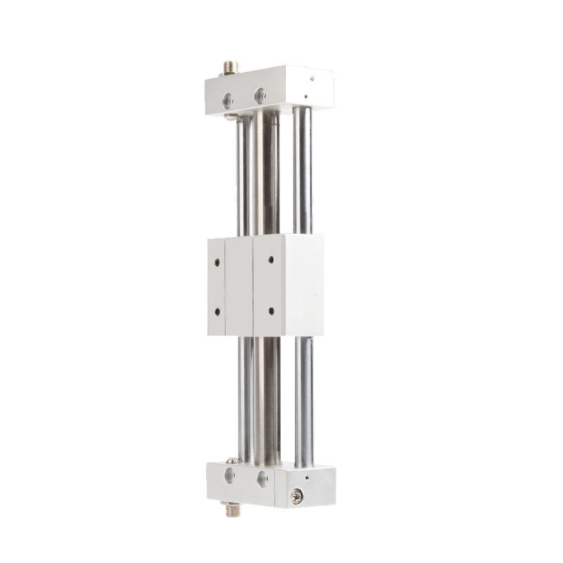 China product High qualityCY1S10 magnetically coupled Series Rodless Pneumatic Cylinder