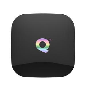 Q plus International รุ่น Android 8.1 TV Box 3G 32G Multi - fonction Set Top Box US Plug