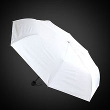 Reflective waterproof Special Safety 3 Fold Mini Reflective Umbrellas