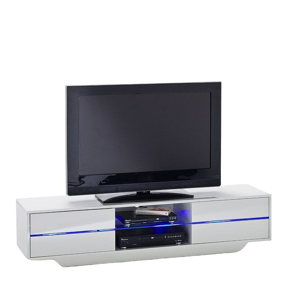 Brand new high quality LED TV Cabinet With Drawers Storage