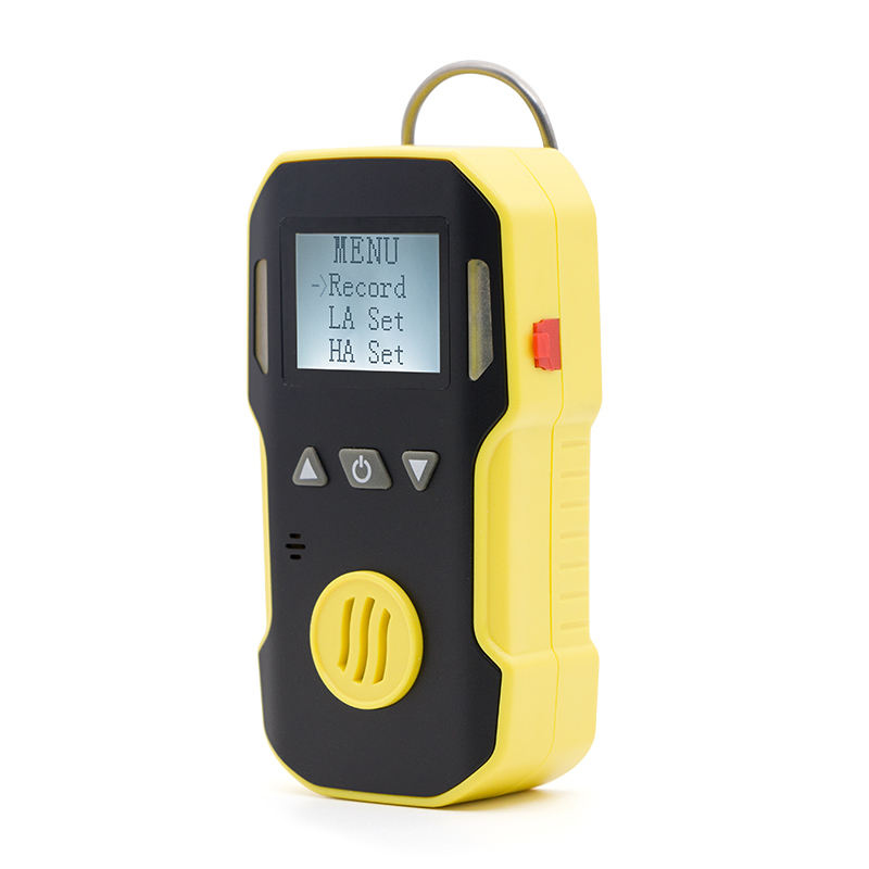Bh-90a [ Gas Detector Detectors ] Smart Portable Ammonia Natural Gas Leaking Detector Con Co2 Alarm Lpcb Single Gas Detectors Clo2 Detector De Gas