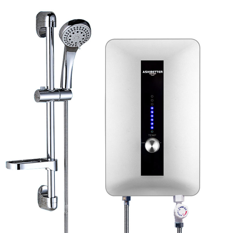 1Kw-5kw Cheap Waterproof Micro Under Sink Low Power Consumption Instant Electric Water Heater For Bath Shower