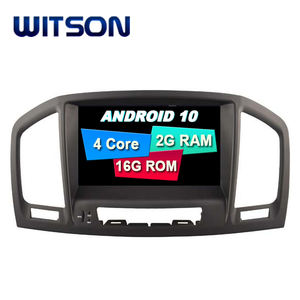 WITSON 8'' Android 10.0 car multimedia system For OPEL INSIGNIA 2008-2011 car gps navigation