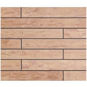 Waterproof lightweight thin flexible cladding exterior wood grain soft wall stone panel