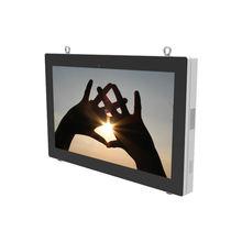 Waterproof 55inch outdoor video wall screen advertising player video