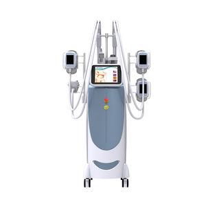 Multifunction Cryo Cavitation Rf 4 Handles weight loss Cool Body Sculpting Cryolipolysis Fat Freezing Slimming Machine