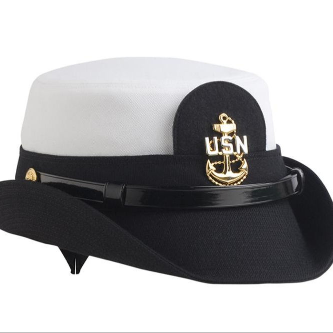 Navy Chief Petty Officer Bucket Hat Womens