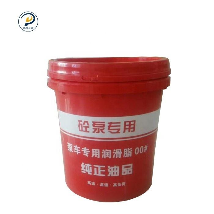 lubricant grease for construction machinery