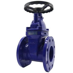 Bundor ductile iron China valve non rising stem 3-8 inch Resilient Wedge 10k 3 inch gate valve price