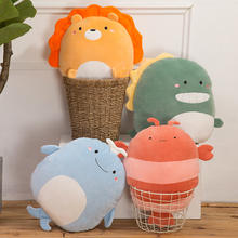 Adorable Stuffed Plush Toy Cute Animals Lobster/Whale/Panda/Lion As Gift