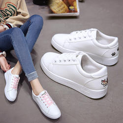 Best selling cheaper ladies spring Korean casual flat small