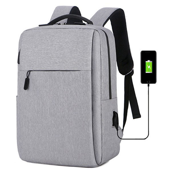 Hot sell Streamlined design large capacity computer backpack