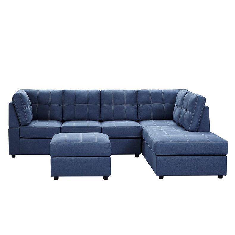 De lujo en forma de u sofás moderno tela sofás salón para <span class=keywords><strong>casa</strong></span> sofá