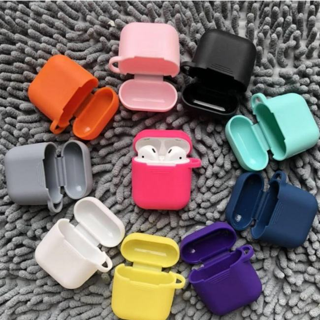 Flash Deal 19.9 US Dollar Get 10 pcs Silicone Air pods Case Free Shipping