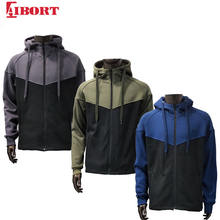 Gym Wear Athletic Hoodies Mens Custom Label Zip Up Hoodie Streetwear sweaters men hoodie