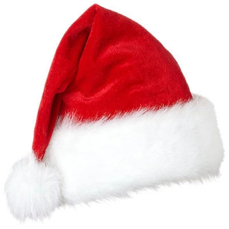 New Arrivals 2020 Christmas Decoration Supply Custom Christmas Hat