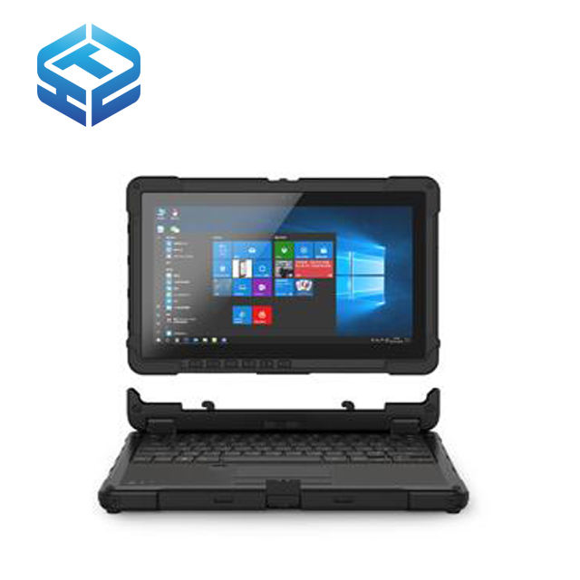 HT-X11G 2019 Migliore Industriale Semi Rugged Tablet PC Mini Computer Portatile IP 65 Con <span class=keywords><strong>Touch</strong></span> Screen