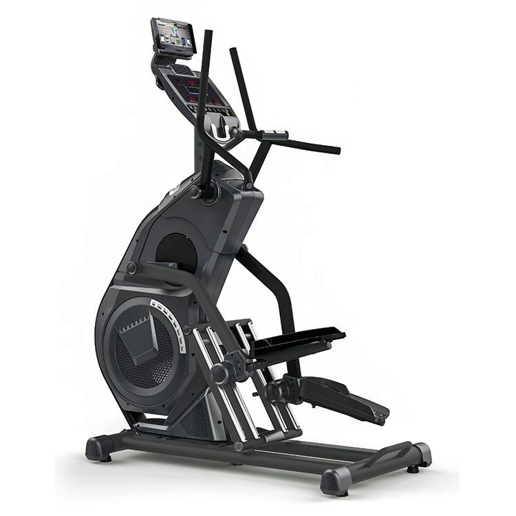 Luxe Commerciële Gym Apparatuur Power Elliptische Stepper Trainer Machine <span class=keywords><strong>Fitness</strong></span>