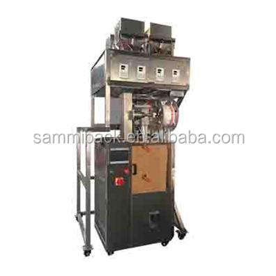 Precisely position the inner bag length and angle tea bag packing machine SMTTB-04