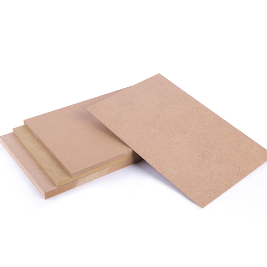 moisture resistant powder coated high density board /wood mdf board 2,5mm 3 e 6 mm