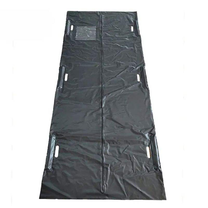Disposable Corpse Bag Cadaver Coffin Funeral Body Bag for Dead Bodies