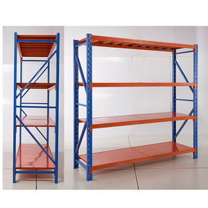 Heavy Duty Long Span Shelving Racking Solutions Warehouse Racking System