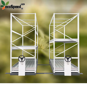 Vertical hydroponics grow kit wholesale ABS hydroponic system