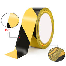 High Quality Floor Marking Caution PVC Safety Warning Tape
