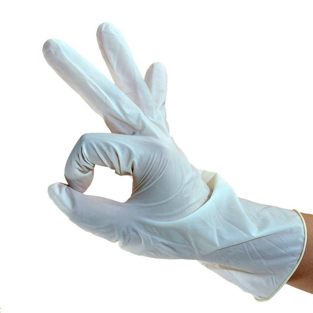 Медицинские перчатки в картинках