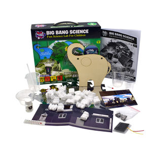 STEAM fun science solar panel toy for students
