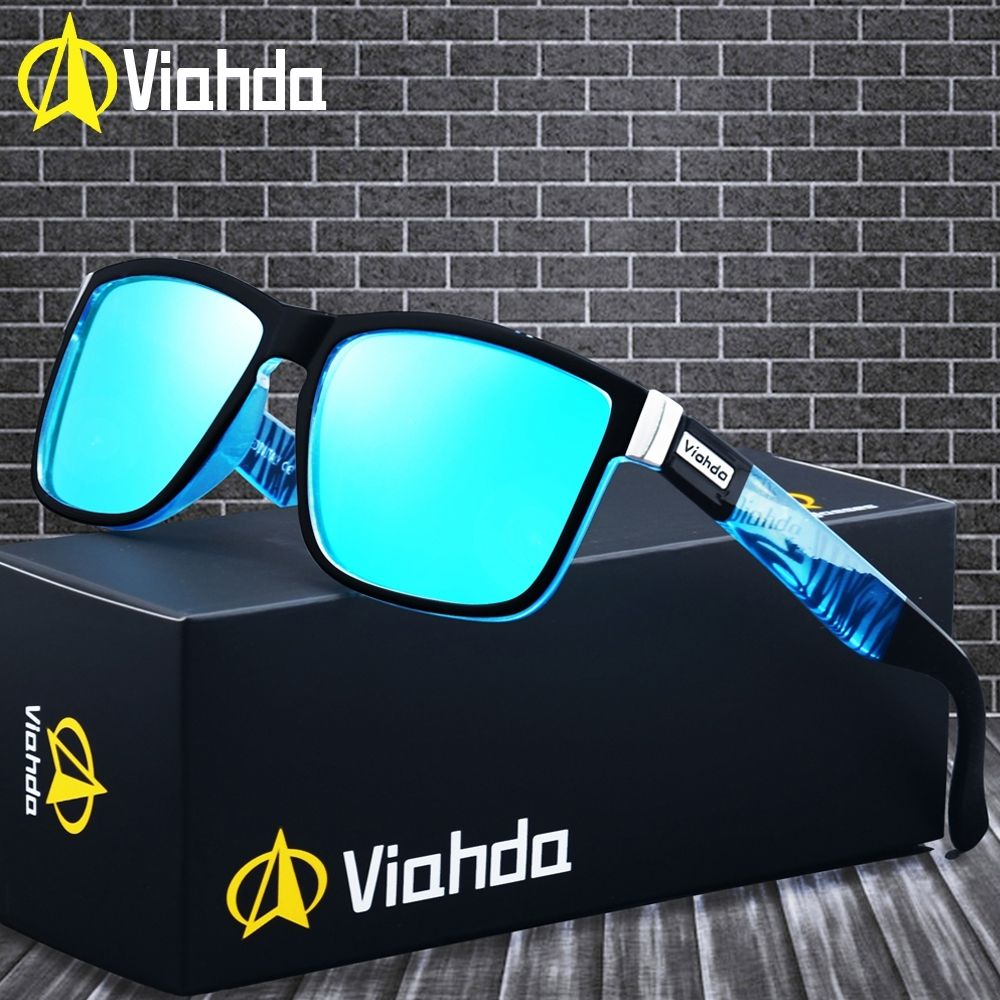 Viahda 2020 Popular Gafas De Sol polarizadas fashion women men wholesale POLARIZED uv400 sunglasses