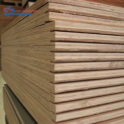 28mm hardwood container floor black film faced plywood