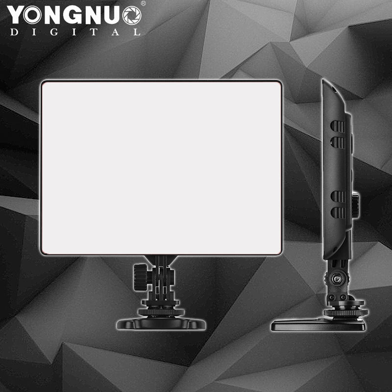 Wholesale for Live Stream Camera LED Video Light portable YONGNUO YN300 Air Video flash Light with unit box with battery