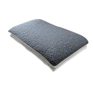Premium Quality Graphene Latex Down Silk Pillow Travel Foldable Cooling Foam Pillow