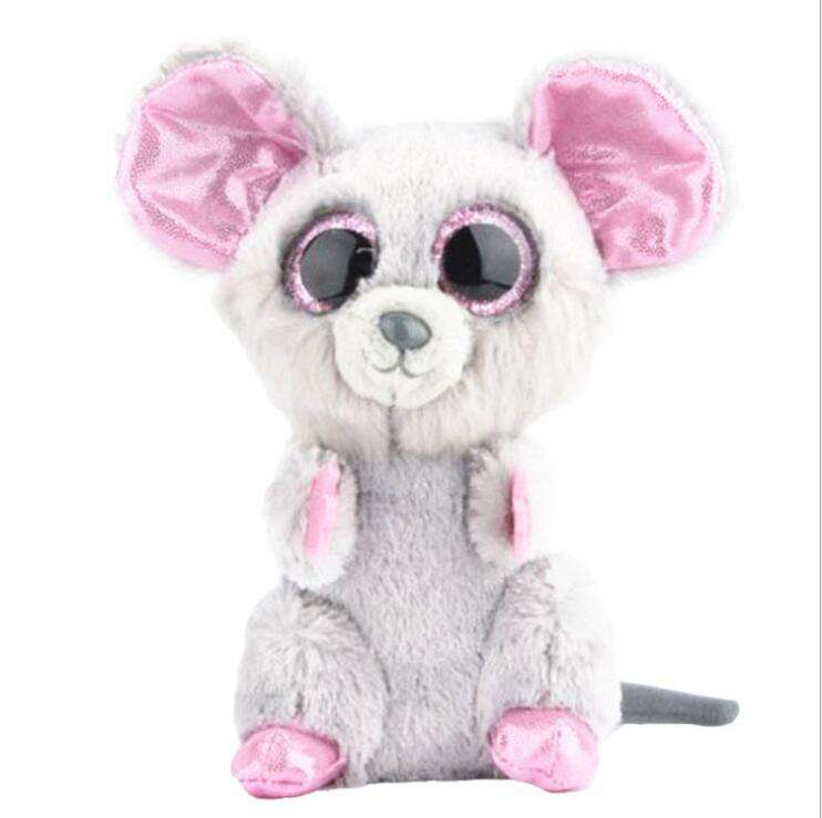 Commercio all'ingrosso Grandi Occhi Bella Peluche Carino Peluche Ty <span class=keywords><strong>Mouse</strong></span>