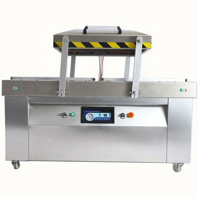 may dong goi durain vacuum sealing machine automatic cheese vacuum packing machine double chamber vaccum sealer