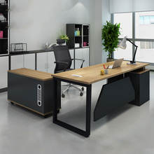 office furniture set modern black white customized color executive office furniture for luxury manager modern office furniture