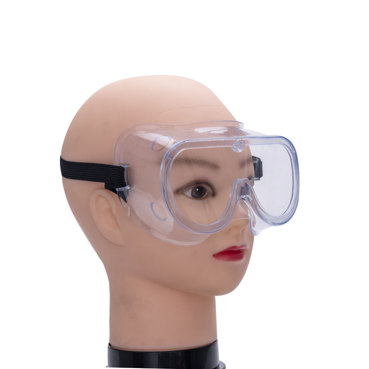Medical protective safety eye protection goggles