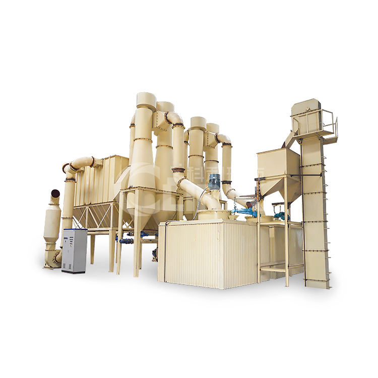 Quick Lime Powder Production Line Lime Grinding Mill Machine