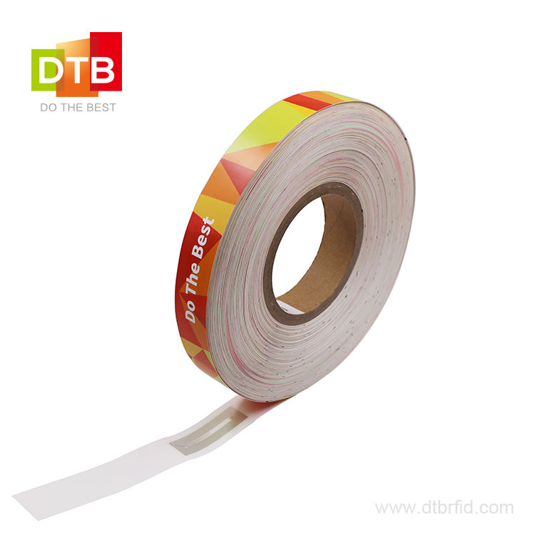 DTB Volle Farbe Druck NFC RFID Papier Armband