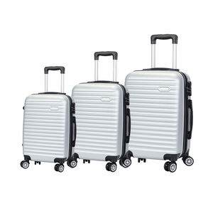 Funky 4 roues dur coquille abs chariot durable bagages valise de voyage