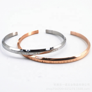Wholesale Fashion Engraved Cuff Bracelet 316L Stainless Steel Bracelet Men,316L Stainless Steel