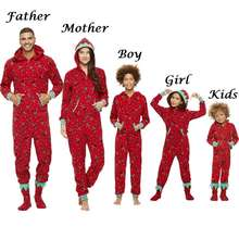 Best Gift!   christmas pajamas set family  S-2XL   family christmas set and  matching christmas family pajamas