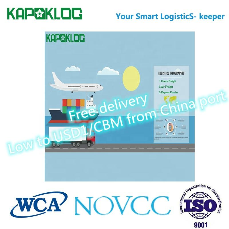 China top broker freight forwarder international goods export import shipping agent to Germany by Kapoklog