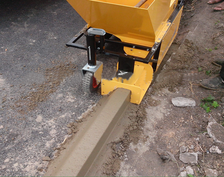 China Famous Road Concrete Curb Kerb Machine for Sale
