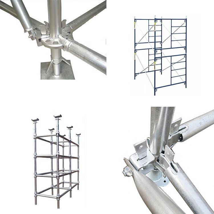 Nanxiang Low price construction scafoldings as1576 scaffold Scaffolding for Bridge