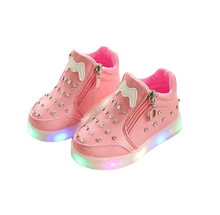 Flash children shoes led luminous casual Shoes