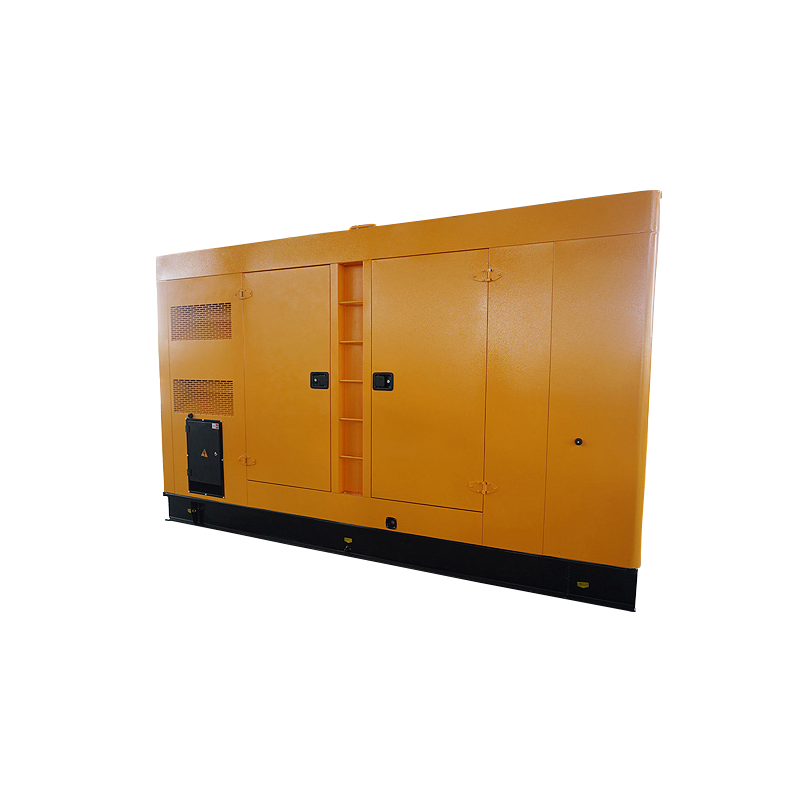 200kw four protection ricardo silent dc diesel generator with sound proof canopy
