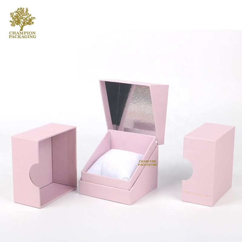 High Quality Custom Cardboard More Color Watch Box Paper Gift Box In China